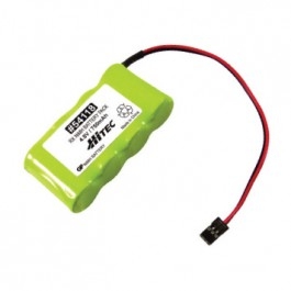 BATTERY PACK FOR RECEIVER 4,8V 750MAH