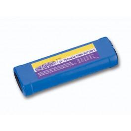 Battery pack 7.2V 3600mah