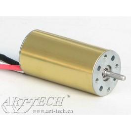 Brushless inrunner motor