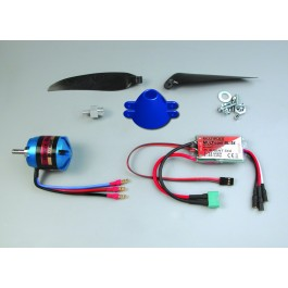 Power Drive Blizzard Tuning set