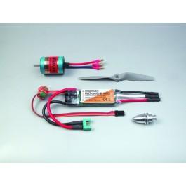 Power Drive Micro Jet Tuning