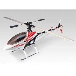 Raptor 30 2.4ghz super combo helicopter