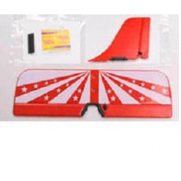 TAIL WING SET FOR WING DRAGON III
