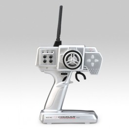Cougar ps3 2.4ghz digital radio control