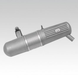 MUFFLER FOR RAPTOR 30 V2