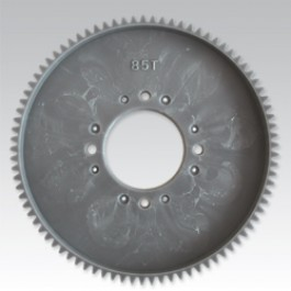 MAIN SPUR GEAR RAPTOR 50 V2 TITAN