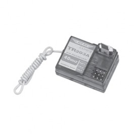 Receiver 40Mhz 2Channel
