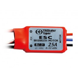 Blc-25c Brushless electric speed control esc