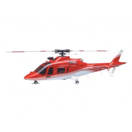 Agusta A109k2 combo kit red color