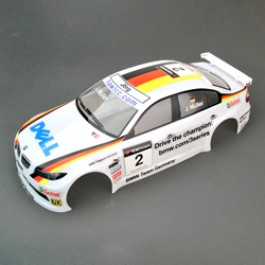PAINTED BODY BMW 320i WTCC FOR TOMAHAWK