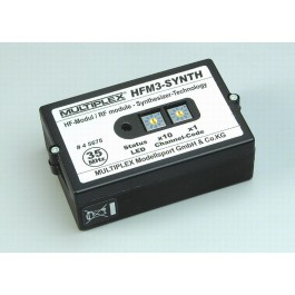RF module HFM3-SYNTH 40/41MHz