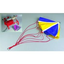 Competition towline parachute,