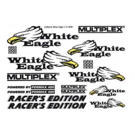 Decal sheet White Eagle