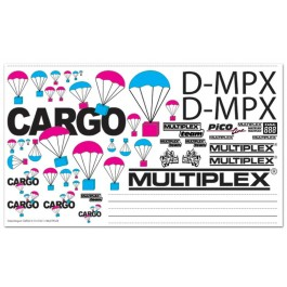 Decal sheet, Cargo