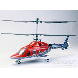 Red wolf helicopter coaxial