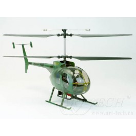 Md 500 Helicopter Military coaxial