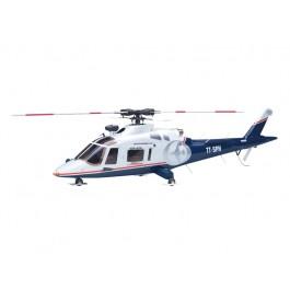 Agusta A109K2 (Blue)