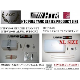 FUEL TANK FOR RAPTOR 30/50