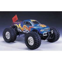 MTA-4 s28 monster truck blue color