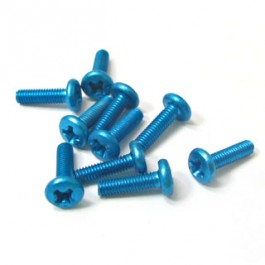 SCREW SET ANODISED