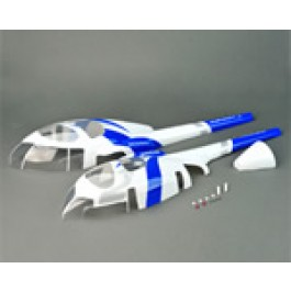 MD-530 BODY (BLUE) FOR INNOVATOR