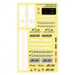 MD-530 DECALS FOR INNOVATOR