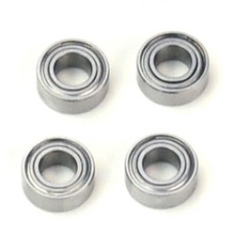 BALL BEARING SET 5X10X4mm FOR TOMAHAWK MX VX & TS4