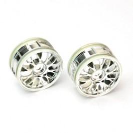 Wheel bbs Silver 26mm Tomahawk