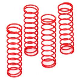 Shock spring set red mta-4 s28/sledge hammer s50