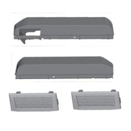 Chassis Side Guard For Mta-4 S28/Sledge Hammer S50