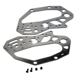 CFRP MAIN FRAME SET FM1 FOR DUCATI DESMOSEDICI GP8