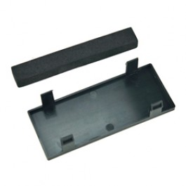 Battery tray for rc electric kt8 racing kart