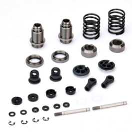 ALUMINUM THREAD SHOCK SET FOR SPARROWHAWK DX
