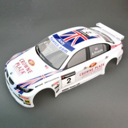 PAINTED BODY 320I WTTC FOR SPARROWHAWK DX