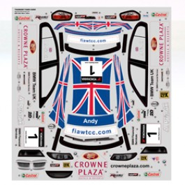 DECALS BRABUS 320I FOR SPARROWHAWK DX