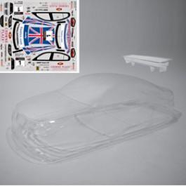 CLEAR BODY 320i WTCC FOR SPARROWHAWK-DX