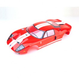 PAINTED BODY FORD GT FOR TOMAHAWK