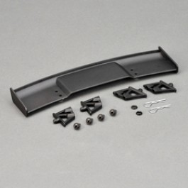 MOLDED REAR WING FOR SPARROWHAWK-DX
