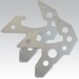 Lower metal frame raptor 60 v2