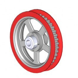 INNOVATOR METAL TAIL PULLEY 40T