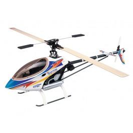 RAPTOR 50 TITAN V2 HELICOPTER W/ENGINE