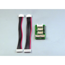 Adaptor set Li-BATT BX for Graupner