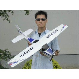 Cessna 182 brushless airplane