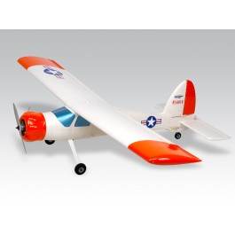 Beaver 40 nitro powered airplane