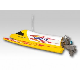 Bandit 3.5 hydro boat