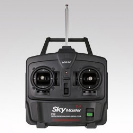 Sky master t4 radio control