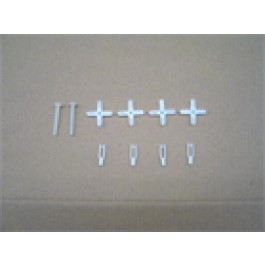 small plastic parts for cessna 182