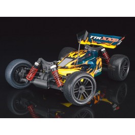 Sparrowhawk Xxb Brushless Powered  Blue - Yellow Colour