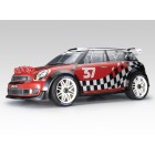 Er-4 g3 1:8 4wd brushless Rallye Game  artr Mini wrc John Cooper Countryman