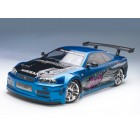 6576f074 Sparrowhawk dxii nissan skyline gt-r blue color
